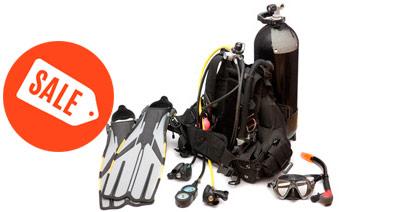 Dive Gear Sales